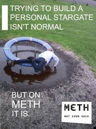 """35 """"METH : NOT EVEN ONCE """" Memes - Seriously, For Real? 