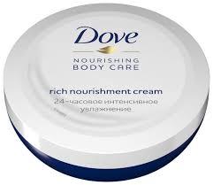 <b>Крем для</b> тела Dove <b>питательный</b> — купить по выгодной цене на ...