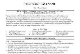 unit secretary resume for unit secretary cover letter what does a    unit secretary resume with perform administrative duties