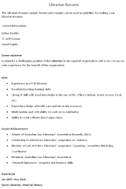 astonishing resume for librarian brefash librarian assistant resume sample librarian resume samples resume format for assistant librarian resume objective for library