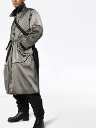 Kiko Kostadinov Пальто <b>Cocoon</b> С <b>Поясом</b> - Купить В Интернет ...