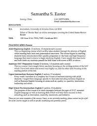 find tutor resume   sales   tutor   lewesmrsample resume  english tutoring resume