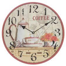 """<b>Часы настенные</b> """"Кофе"""" - купить по низкой цене в интернет ..."""