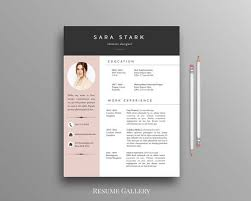 Winning Resume Template   Free Cover Letter   Resume Design   MS Word   Curriculum Vitae