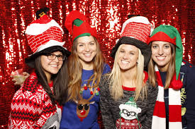 photobooth rental service michigan part  was honored to participate in foresee s annual holiday party at their headquarters in ann arbor the web analytics company decorated the entire