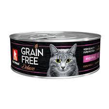<b>Зоогурман Grain Free Консервы</b> для кошек с индейкой 100 г ...