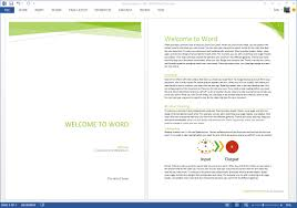 starting off right templates and built in content in the new word this