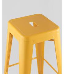<b>Стул</b> барный <b>TOLIX</b> желтый глянцевый – купить по цене 4490 ...