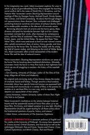 shocking representation historical trauma national cinema and shocking representation historical trauma national cinema and the modern horror film film and culture series adam lowenstein 9780231132473