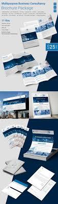 12 modern business brochure psd templates premium templates multi purpose business consultancy template package