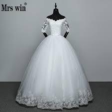 Wedding Dress 2019 <b>New Arrival Flowers</b> Butterfly Gelinlik ...
