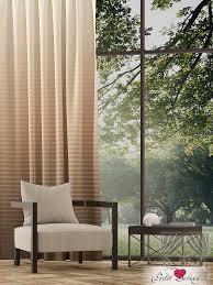 Классические шторы zinti цвет: кремовый, шоколадный <b>томдом</b> ...