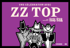 <b>ZZ Top</b> concert in Laval on May 9, 2021 | evenko