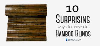 bathroom bamboo blinds