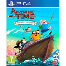 Купить PS4 игра Bandai Namco <b>Adventure Time</b>: Pirates of ...