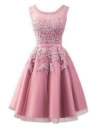 Amazon.com: <b>ALAGIRLS</b> Short Beaded Prom Dress Tulle Applique ...