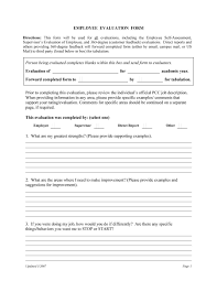 46 employee evaluation forms performance review examples performance review examples 02