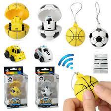 Classical <b>2.4G Mini Football</b> Storage Car and <b>Remote</b> Control Ball ...