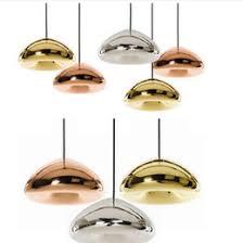 discount bowl pendant lighting fixtures tom dixon void light creative design chandelier pendant lights fixtures bulb bowl pendant lighting