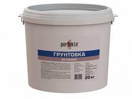 """Купить Perfekta """"БЕТОФИКС"""" <b>грунт Адгезионный</b> 20 кг в интернет ..."""