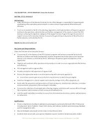 office executive assistant key duties and responsibilities resume office executive assistant key duties and responsibilities resume job summary