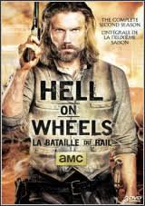 Infierno sobre ruedas Temporada 3 audio español
