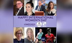 <b>Happy</b> International <b>Women's Day</b>