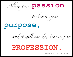 discover your passion how one day can change your world