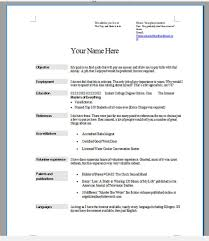 how to make a resume in spanish resume pdf how to make a resume in spanish how to write a curriculum vitae resume in spanish
