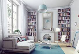 cool wonderful classic modern scandinavian home library design awesome home library design