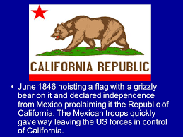 「1846 California Republic independence」の画像検索結果