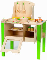 wooden pretend play kitchen amazoncom hape my creative cookery club kids wooden play kitchen toys