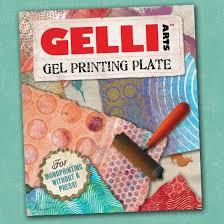 Резултат с изображение за Gelli plate