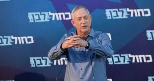 Hoping to overtake Likud, Kahol Lavan takes aim at left-wing parties ...