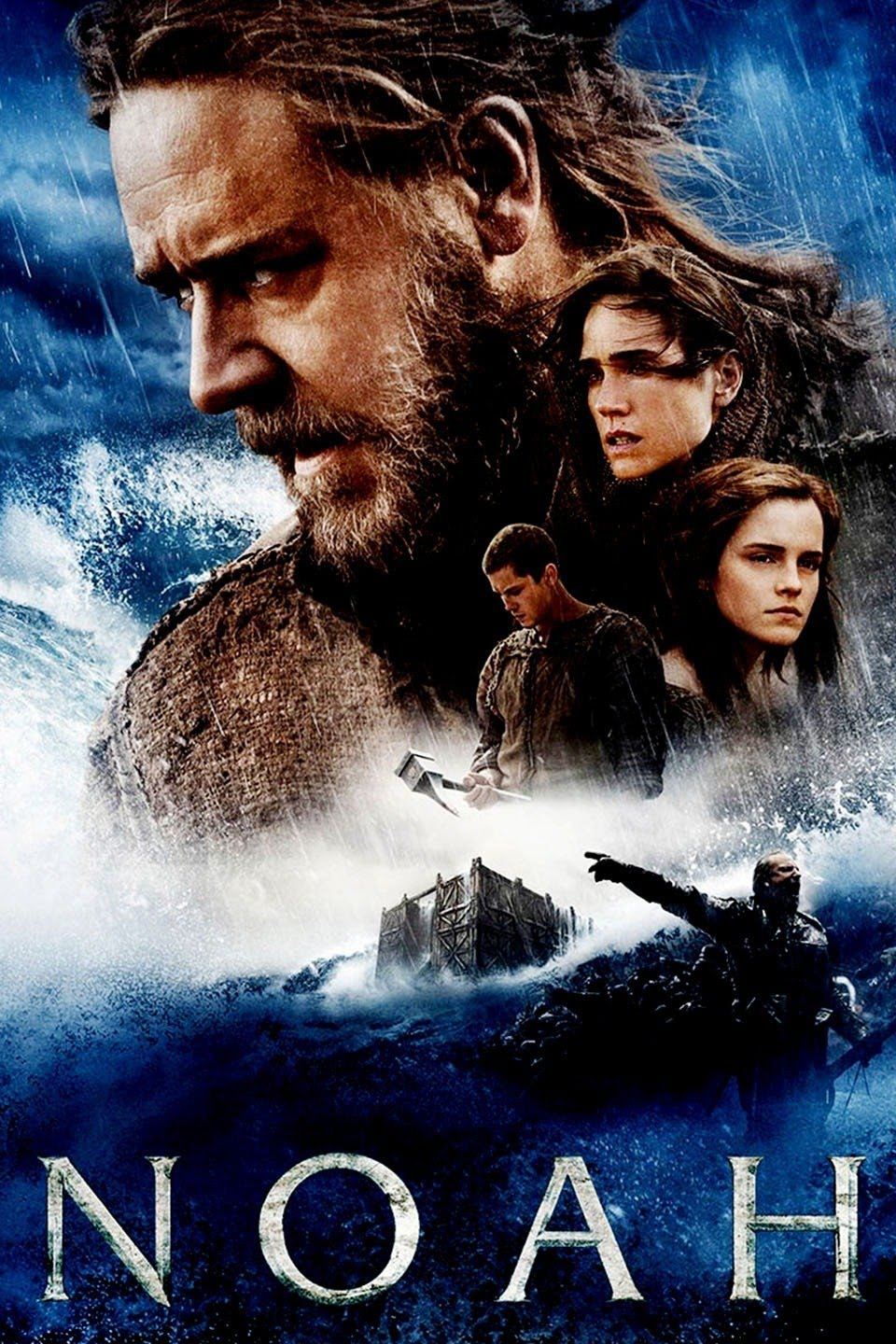 Download Noah (2014) Dual Audio (Hindi-English) 480p | 720p