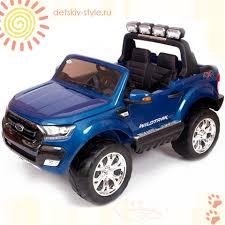 """Купить <b>детский Электромобиль Dake</b> """"<b>Ford</b> Ranger F650 4WD"""" в ..."""