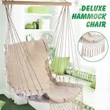 <b>Nordic Style Deluxe Hammock</b> Outdoor Indoor Garden Bedroom ...