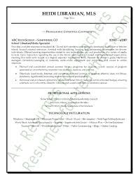 media   librarian resume sample   page librarian   media cover resume sample   page