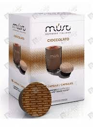 Купить <b>Капсулы MUST</b> DG <b>Cioccolato</b> Dolce Gusto, 16 шт. по цене ...