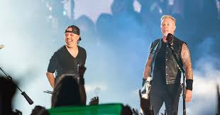METALLICA's Lars Ulrich Cites <b>IRON MAIDEN</b> as Band's Biggest ...