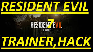 Image result for Resident Evil 7: Biohazard trainer