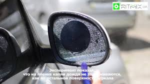 <b>Водоотталкивающая</b> антидождь <b>пленка</b> для автомобильного ...