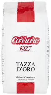 <b>Кофе</b> в зернах <b>Carraro</b> Tazza D`Oro — купить по выгодной цене ...