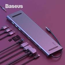 <b>Usb хаб Baseus</b> C <b>концентратор</b> для нескольких <b>USB</b> 3,0 HDMI ...