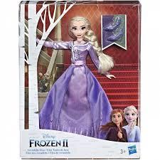 Купить <b>Кукла</b> Hasbro Disney <b>Frozen</b> Холодное сердце <b>2</b> E5499 ...