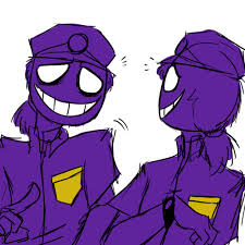Purple Guy and Purple Gal | Five Nights at Freddy's | Know Your Meme via Relatably.com