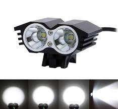 Online Shop Front <b>Bike</b> Headlamp <b>6000 Lumens</b> 2x XM-L U2 <b>LED</b> ...