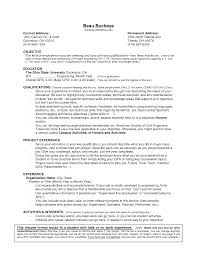 sample resume for s job no experience cipanewsletter cover letter sample resume for college student no experience
