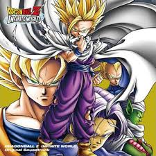 <b>Dragon</b> Ball Z: Infinite World Original Soundtrack - <b>Dragon</b> Ball Z