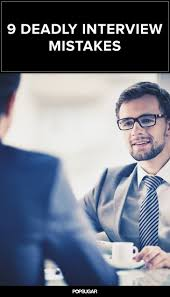 the one interview question you must consider personal branding 9 costly interview mistakes that can lose you that job offer